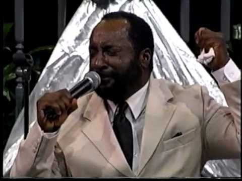 Luther Barnes and The Sunset Jubilaires Live Wherever I Go.mpg