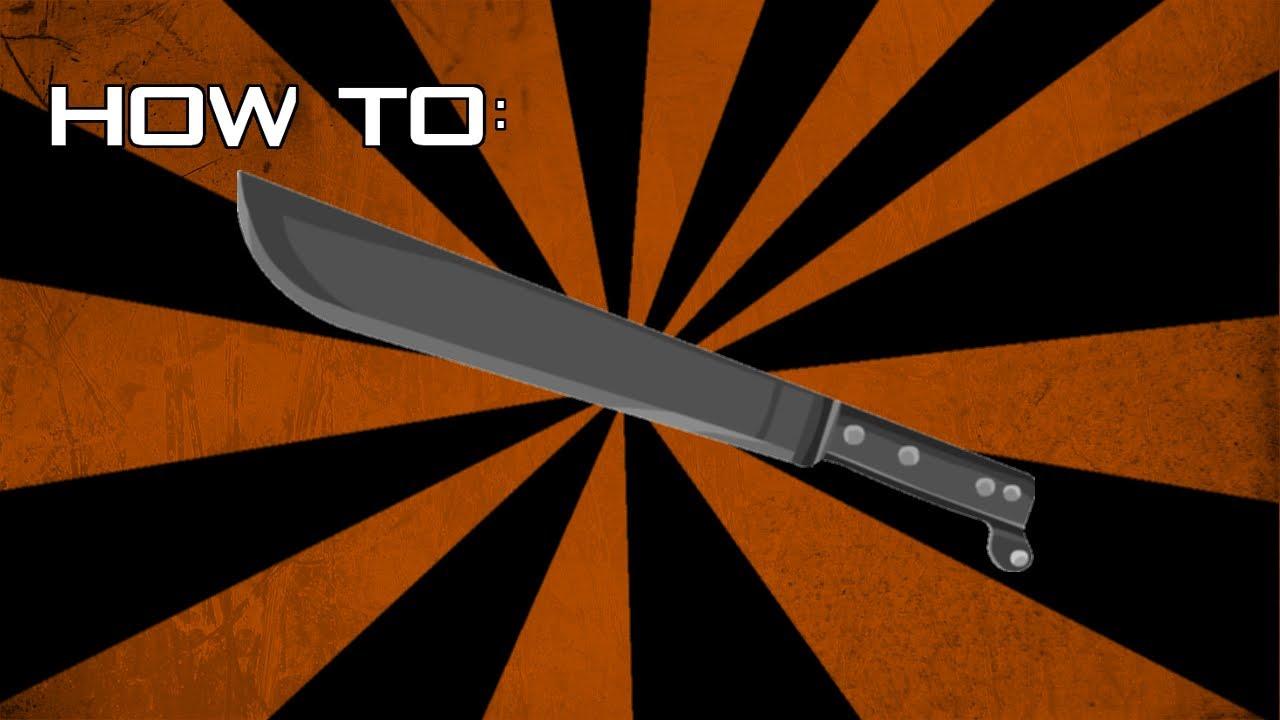 How to make a machete 88