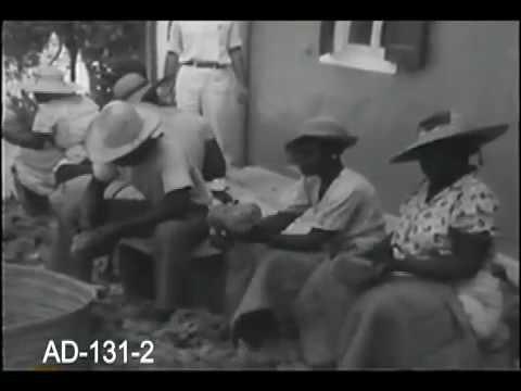 Nassau, Bahamas, 1938