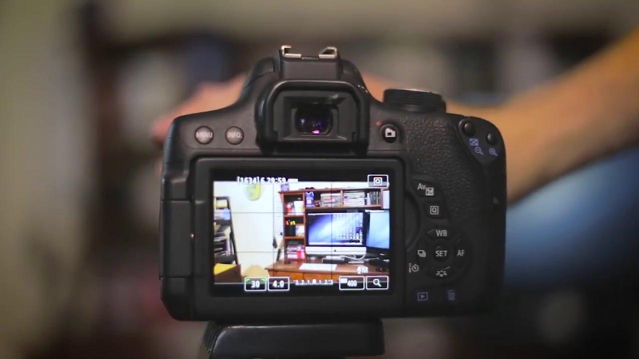 CANON DSLR FOCUS TECHNIQUES - Auto, Manual, & More (Canon T6i ...