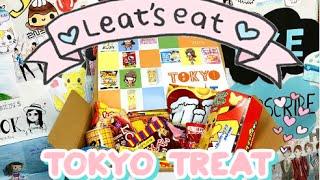 Tokyo Treat - A Melhor Caixa de Doces do Japão
