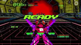 Virtual On Oratorio Tangram (Xbox 360) Arcade as Cypher