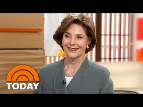 Laura Bush: 'We Are Afghan Women' Is A 'Story Of Hope' | TODAY