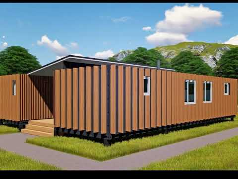 Shipping Container House 40ft Floor Plan For 8 X 40 Shipping