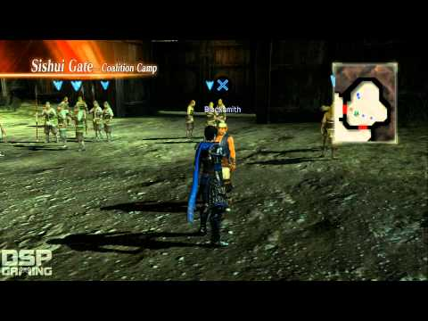 Dynasty Warriors 8 - Wei Story pt5