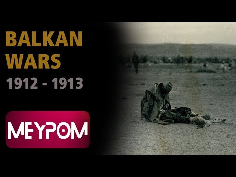 Balkan Wars 1912-1913 Documentary / The Ottoman Army In The Balkans (English Subtitled)