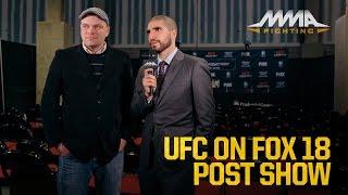 UFC on FOX 18 Post-Fight Show