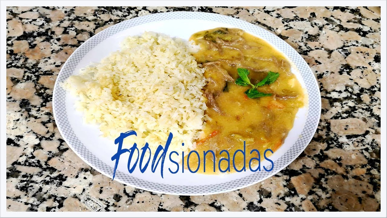 Indio Viejo receta Nicaraguense con ingredientes adaptados |  FOODsionadas episodio 5