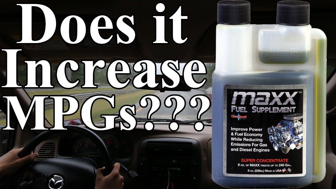Buick Regal: Fuel Additives