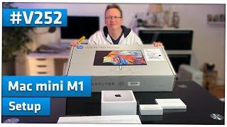 Warum besser der HP Monitor U28 4K HDR Display am Mac Mini M1 hängt [#V252]