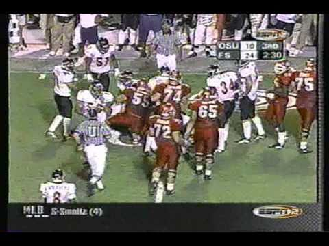 2001 Fresno State vs. Oregon State