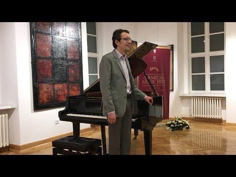 The Opening Concert /  Koncert otvaranja - IGOR GRYSHYN