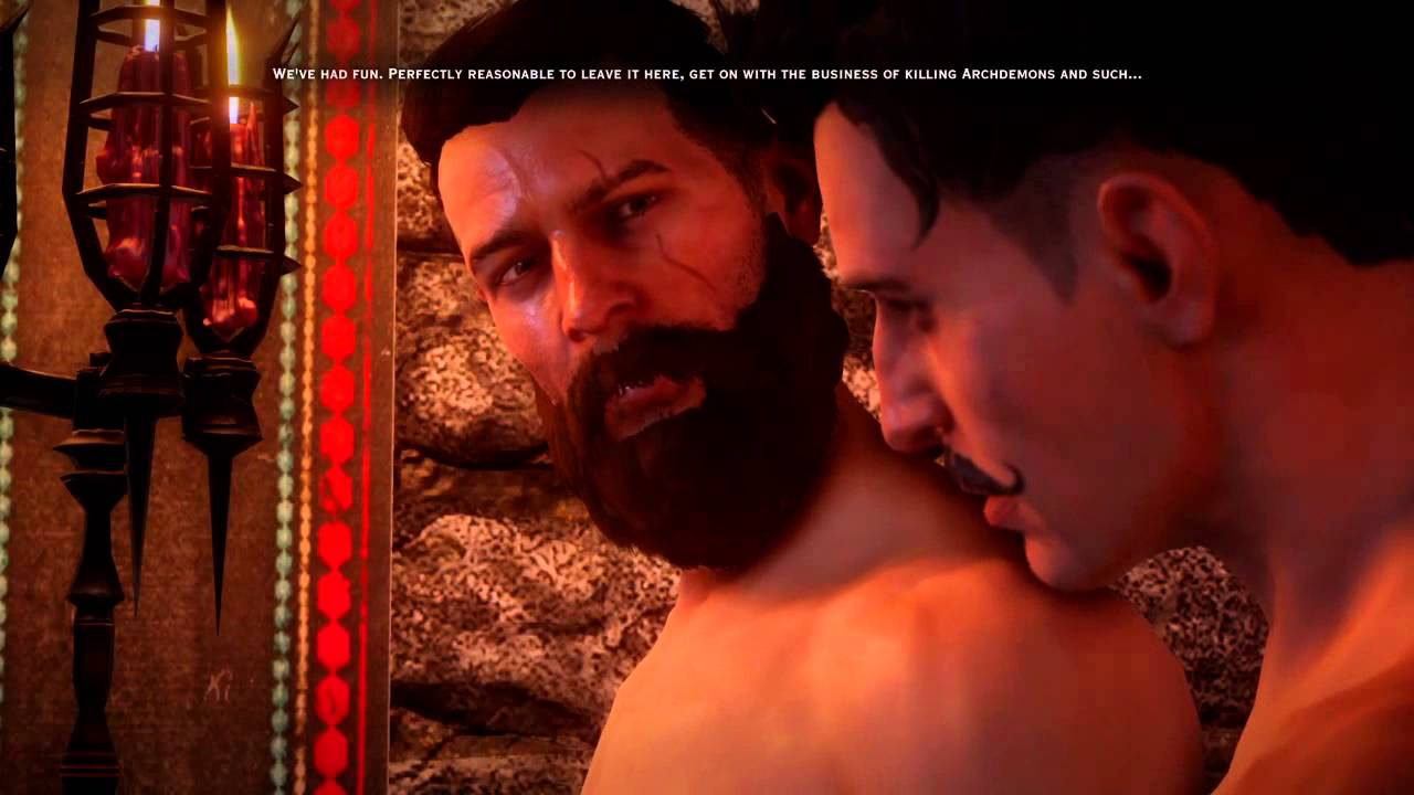 dragon age origins porn