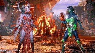 Mortal Kombat 11 – Goddess Cetrion Gameplay Demo (MK11) 2019