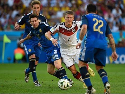 Tf1 finale de la coupe du monde 2014 allemagne argentine prolongations youtube - Equipe argentine coupe du monde 2014 ...