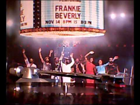 MAZE feat, Frankie Beverly Live! ... THE LOOK IN YOUR EYEYS