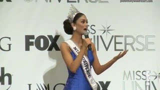 Miss Universe Fires back in response to Miss Germany
