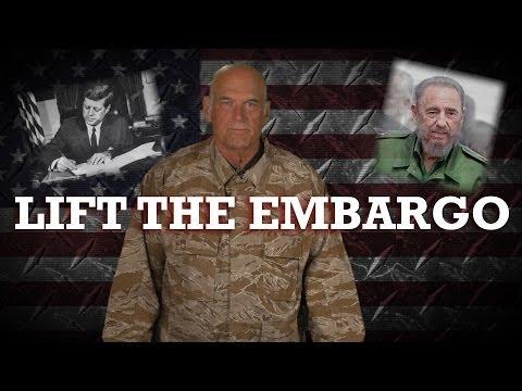 Lift the Embargo | Jesse Ventura Off The Grid - Ora TV