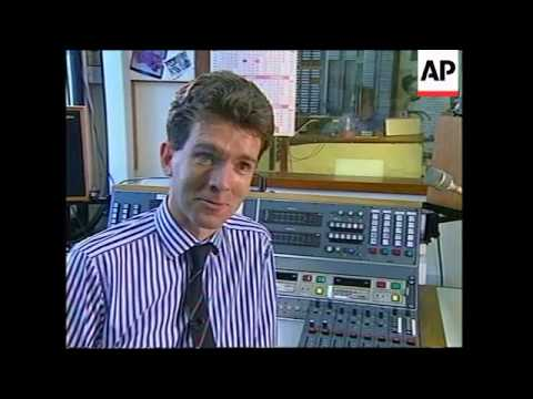 HONG KONG: BRITISH FORCES RADIO BROADCASTS FINAL PROGRAMME