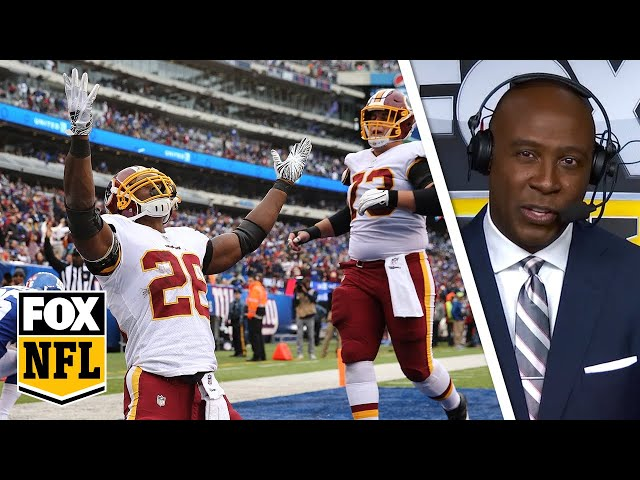 Charles Davis on if the Redskins are for real | FOX NFL