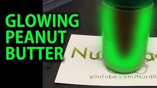 Glow In The Dark Peanut Butter