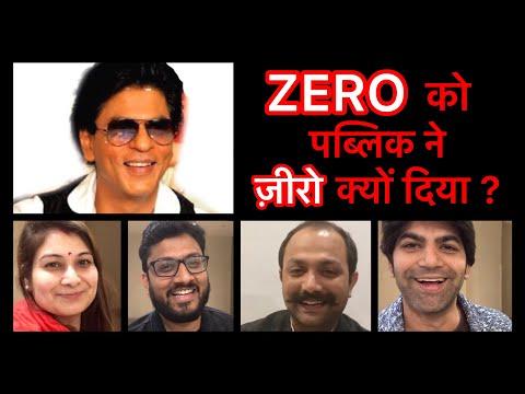 Zero Public Review   Shahrukh Khan   Katrina Kaif   Anushka Sharma   Zero ?