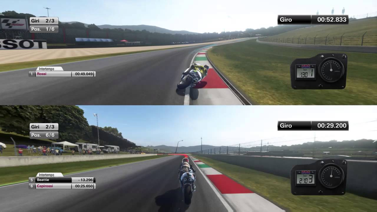 How To Get Split Screen In Project Cars