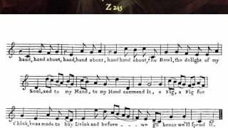 Purcell: Z 245. Come, let us drink - Deller Consort