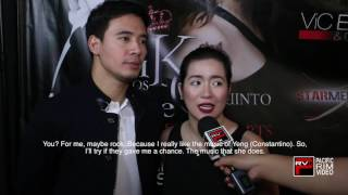 Erik Santos & Angeline Quinto talk what fans can expect at their show