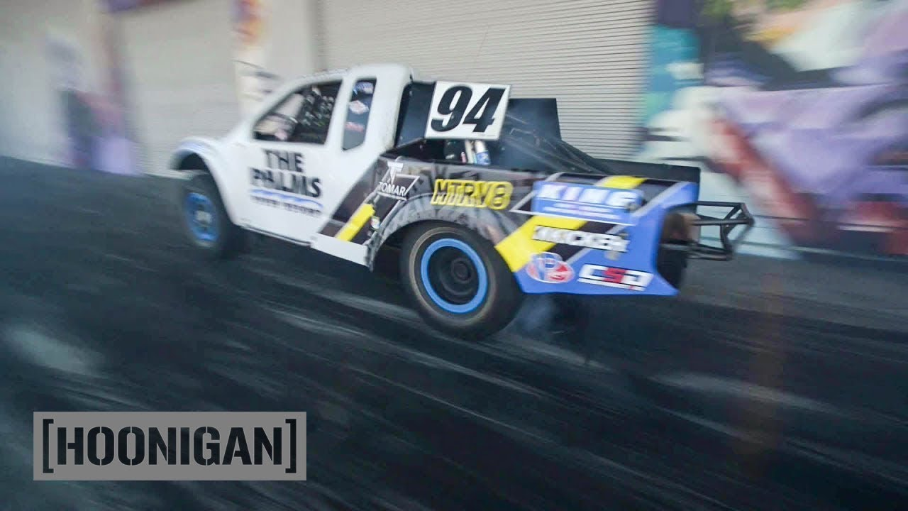 Mini Trophy Truck >> Hoonigan Dt 126 525hp Mini Trophy Truck With 17 Year Old Pro Driver
