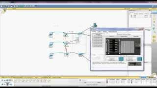 Packet Tracer - 3 Routes with Dynamic Routing RIP