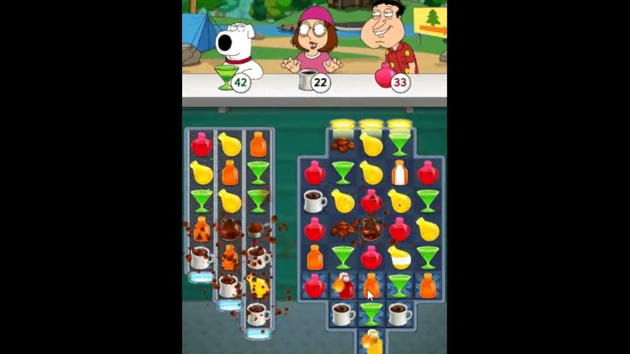 <b>Family Guy Another Freakin Mobile Game</b> Level 53 - NO BOOSTERS ...