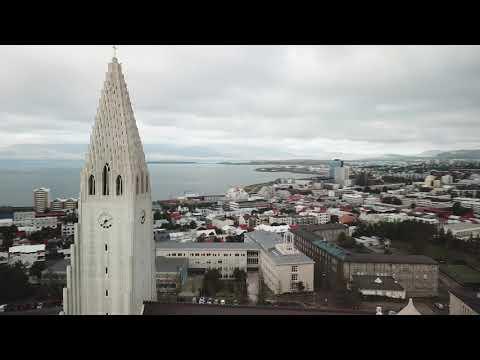 Hallgrímskirkja (Iceland 2019) Church