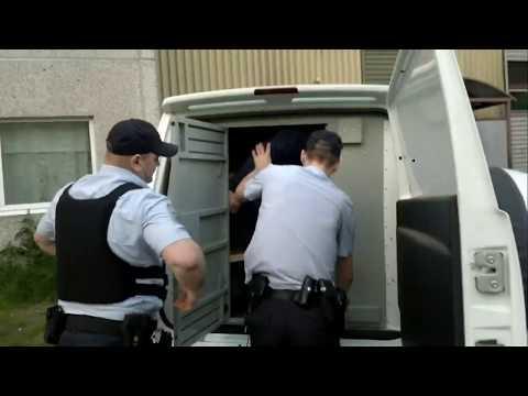 Беспредел полиции в Костомукше