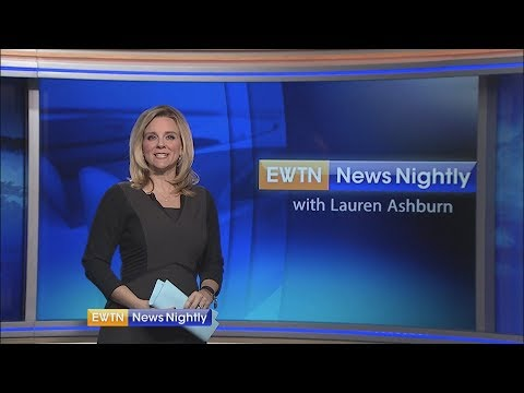 EWTN News Nightly - 2018-03-06 Full Episode with Lauren Ashburn