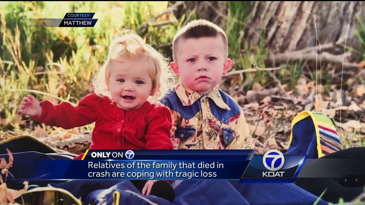 Family Of Four Killed In A Fiery Car Crash Youtube