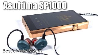 Astell&Kern A&ultima SP1000 review