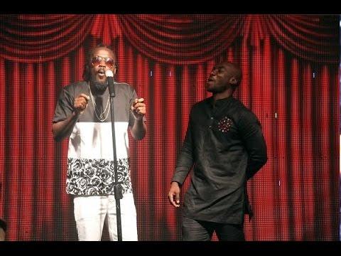 Kwabena Kwabena & Samini - Performance of 'Adult Music' @ Save A Life concert | GhanaMusic.com Video