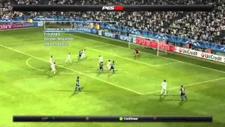 Barcelona Vs Real Madrid en PES 2012 PC