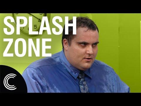 Office Splash Zone