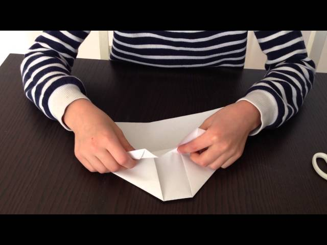 Origami Diaper by Anna folding intructions in English