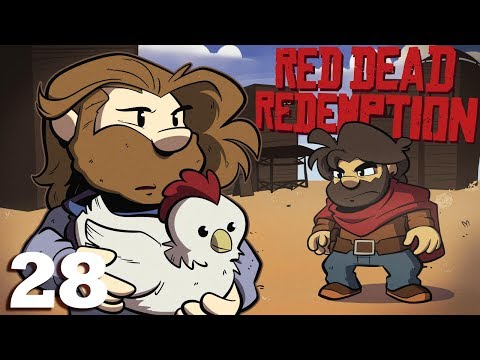 Red Dead Redemption #28 - The Magnificent Seven