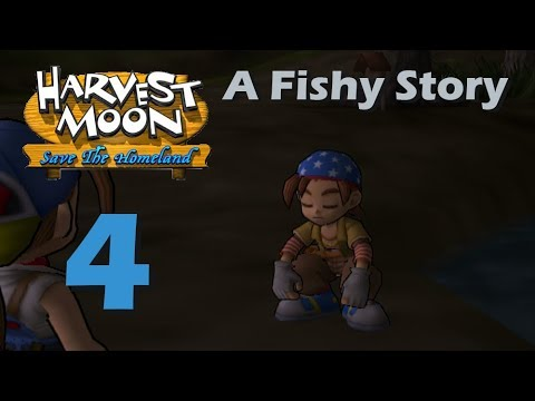 Harvest Moon: Save The Homeland - Episode 4: A Fishy Story