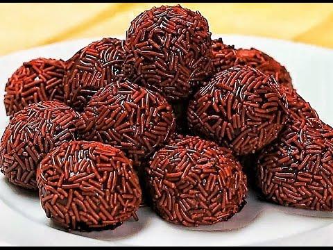 Tasty Chocolate Balls Recipe