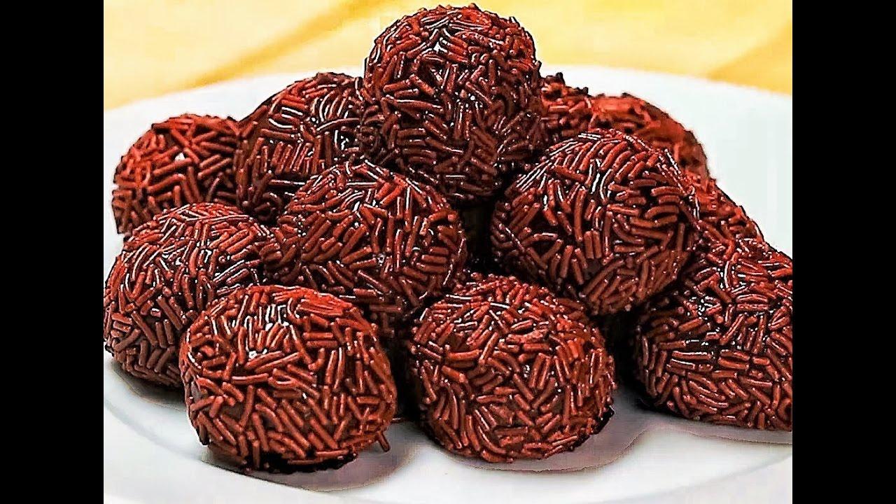 tasty chocolate balls recipe - YouTube