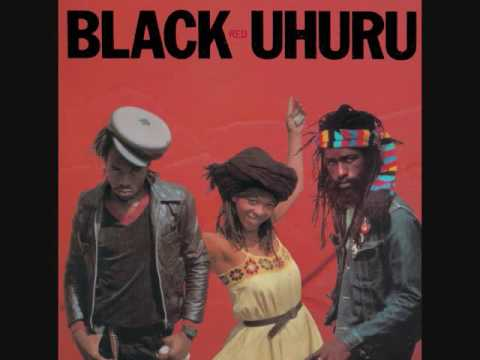 Utterance - Black Uhuru