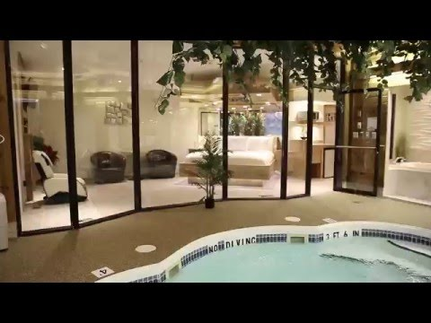 Sybaris - Paradise Pool Suite At Our Indianapolis, IN Club