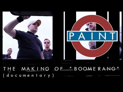 "Paint - The Making Of ""Boomerang"" [OFFICIAL DOCUMENTARY]"