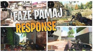 FaZe Kitty - FaZe Pamaj's [PO4] Montage Challenge Response