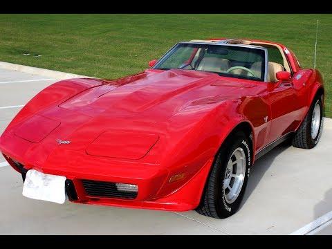 65K MILE 1979 CHEVROLET CORVETTE C3 FOR SALE $13,499  COLD AC 350 V8 AUTOMATIC